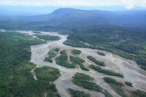 rio Aguarico Sucumbios1