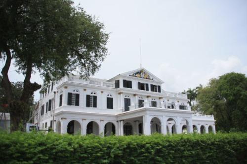 casa presidencial