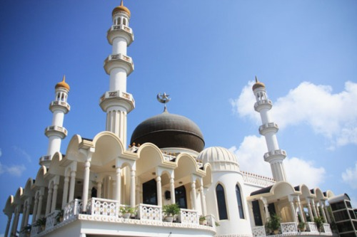 mesquita luz