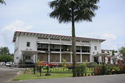 oficinas del presidente